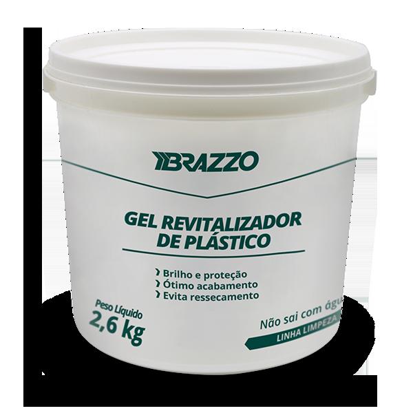 Gel Revitalizador de Plástico