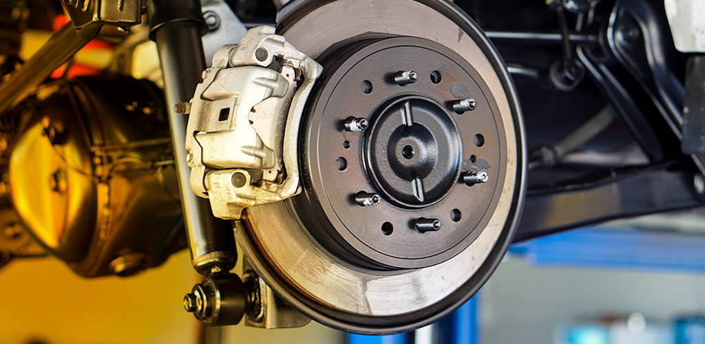 manutenção dos freios